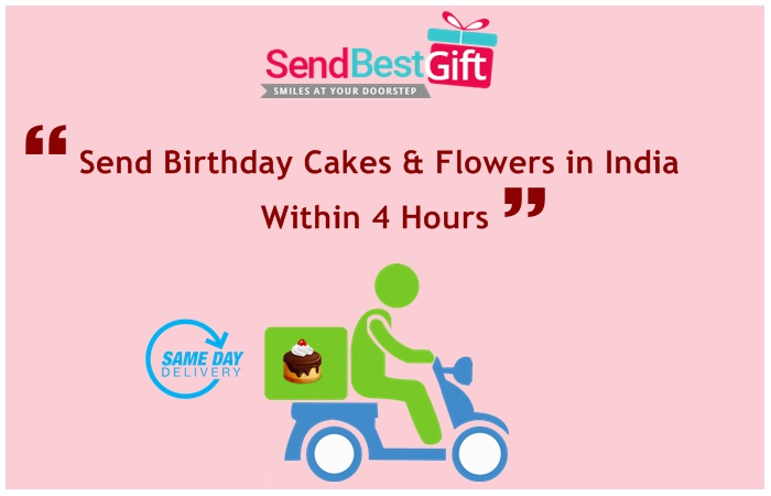 Birthday Cakes & Flowers