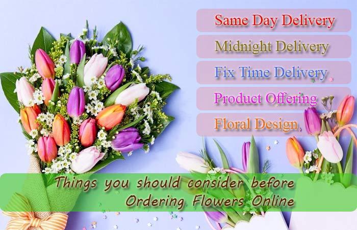 Flowers Online in Delhi
