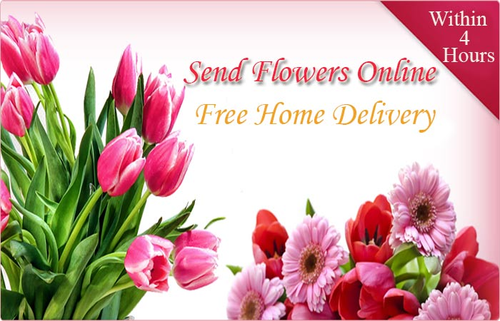 Send Flowers Online to Mumbai