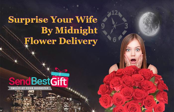 Midnight Flower Delivery Online