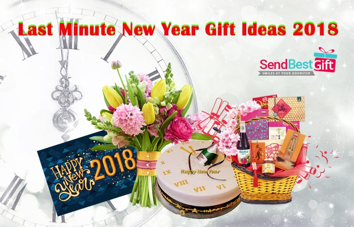 Same Day New Year Gifts Delivery