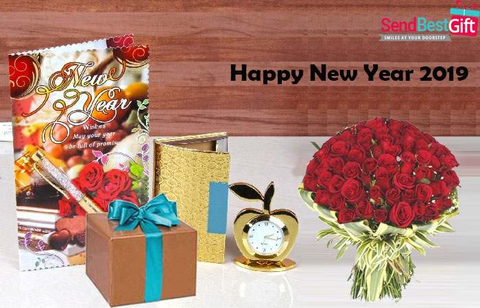 Send New Year Gifts to India