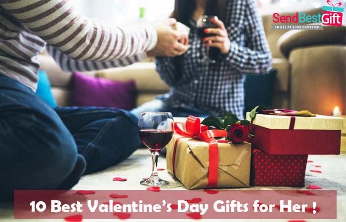 10 Best Valentine's Day Gifts for Her