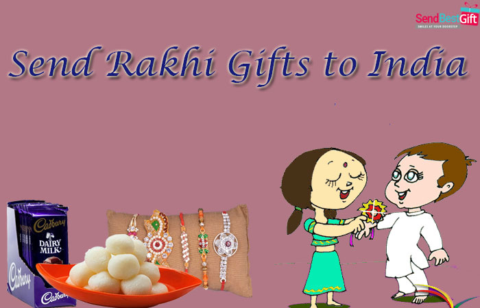 Send Rakhi Gifts to India Same Day Delivery