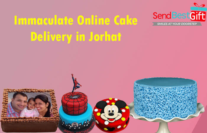 Online Cake Delivery in Jorhat
