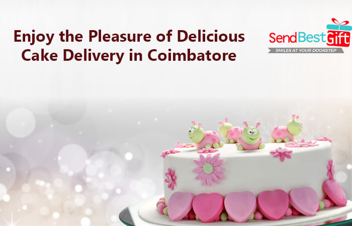 Cake Delivery in Coimbatore