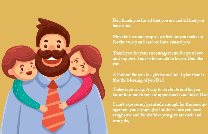 Best Fathers Day Quotes to show your Gratitude for your Dad