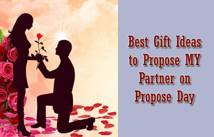 Best Gift Ideas to Propose MY Partner on Propose Day