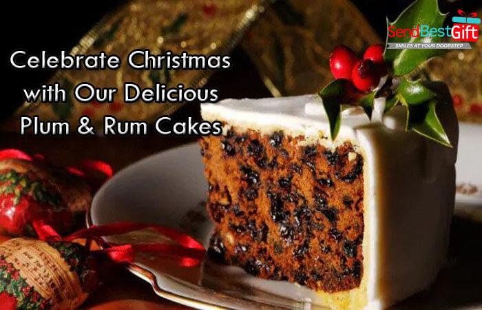 Christmas Plum/Rum Cake
