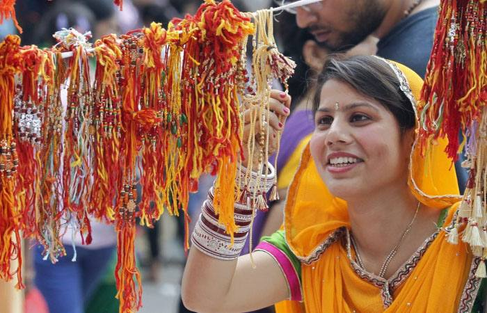 Deliver Rakhi during Coronavirus Lockdown