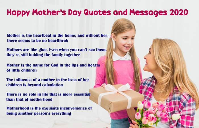 Happy Mothers Day Quotes and Messages 2020