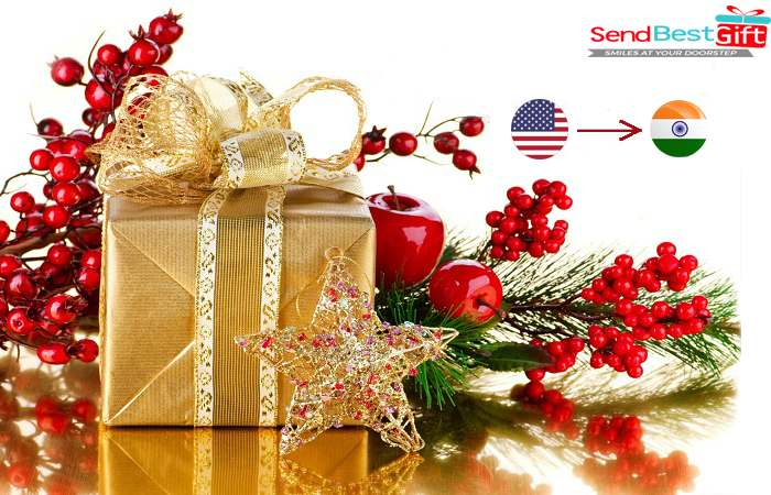 New Year Gifts to India from USA