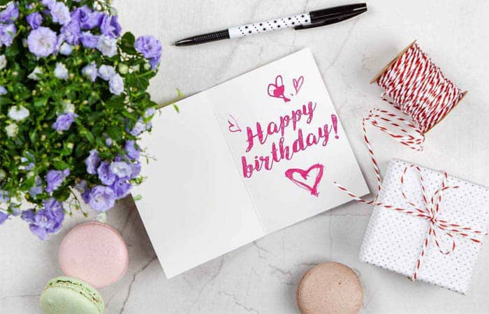 How to send birthday gifts online