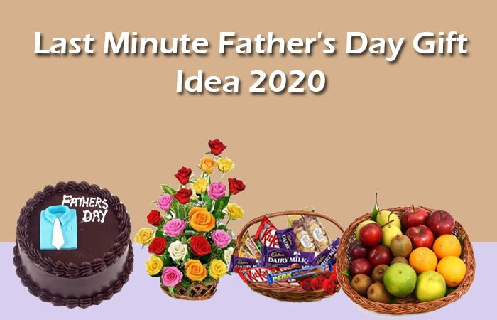 Last minute Father Day Gift Idea 2020