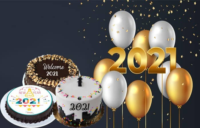 Make New Year Special by Ordering Delicious New Year Cakes Online