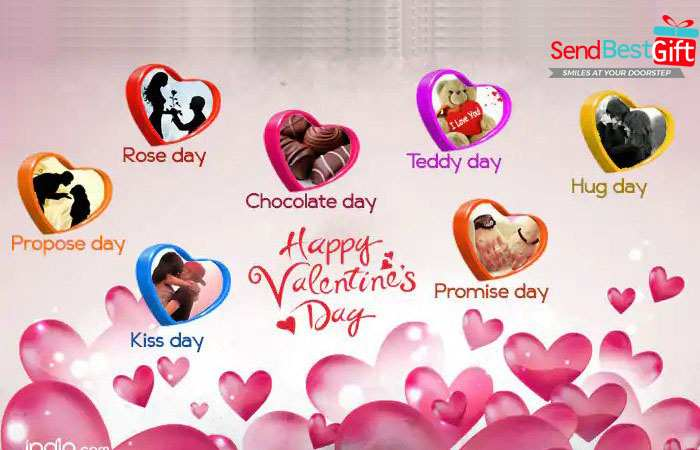 Welcome the Month of Romance with the Valentine Week List 2020