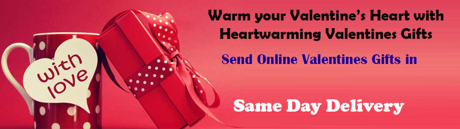 Valentines Gifts Delivery Online To Chandigarh