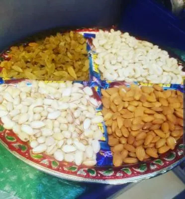 1 Thaal of Dry Fruits