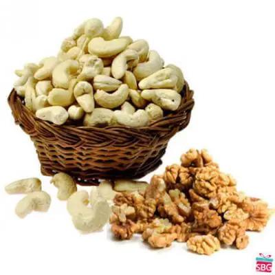 Cashew & Walnuts
