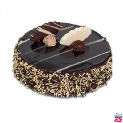 Chocolate Truffle Cake From 5 Star