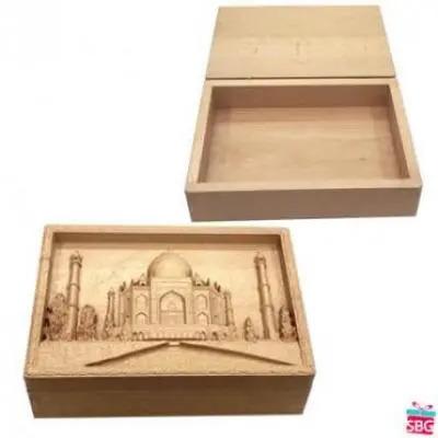 Taj Mahal Box
