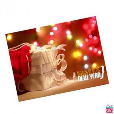 New Year Card 2