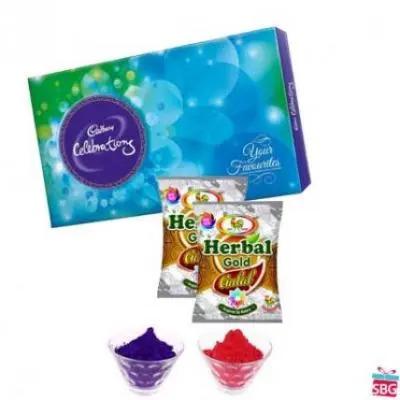 Cadbury Celebration With Gulal