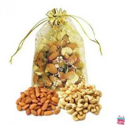 Mix Dry Fruits Pouch Pack
