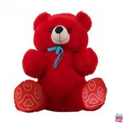 Red Teddy Bear Medium