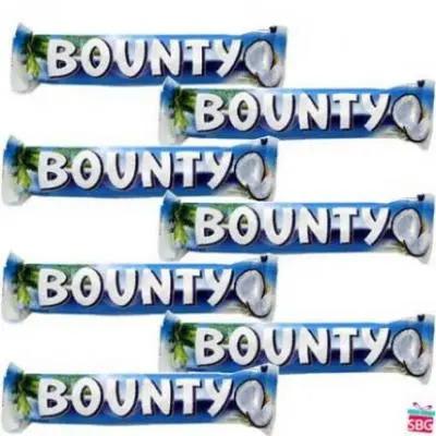 Bounty Bars