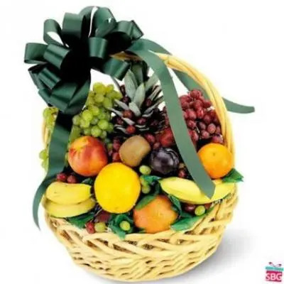 Exclusive Fresh Fruit Basket