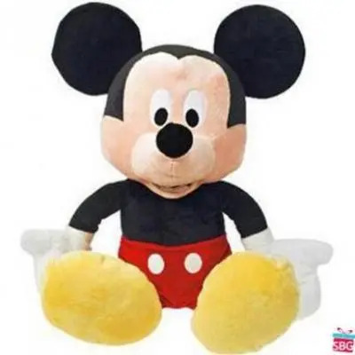 Mickey Mouse Teddy Bear