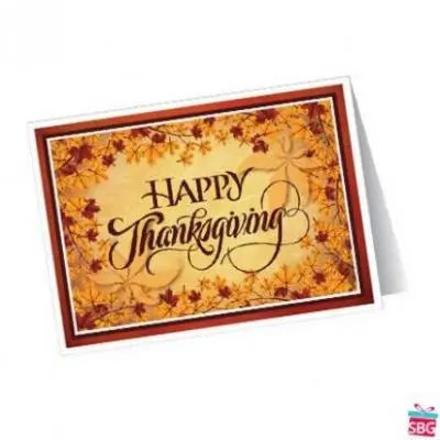 Thanks Giving Card1