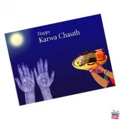 Karwa Chauth Card2