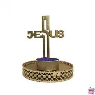 Jesus Shadow Diya