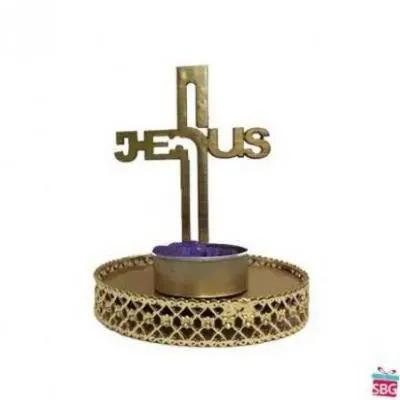 Jesus Shadow Diya