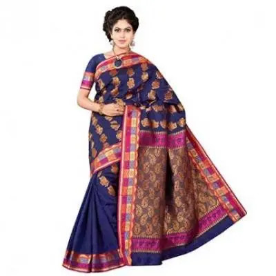 Micra Silk Saree (3002)