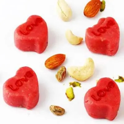 Sugarfree Love Strawberry Hearts