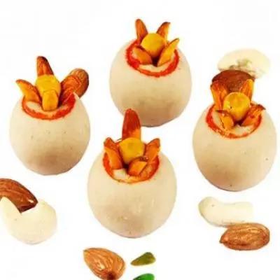 Sugarfree Almond Pots