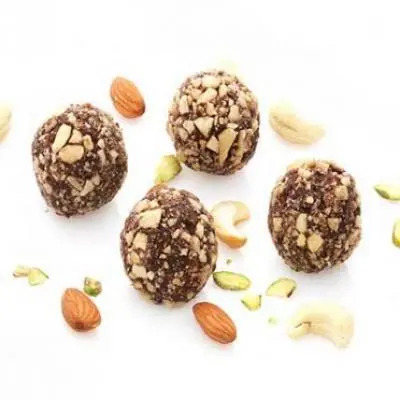 Chocolate Kaju Laddoo