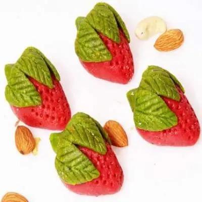 Sugar Free Dry Fruits Strawberry