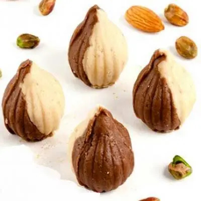 Sugarfree  Chocolate Twin Mawa Modaks