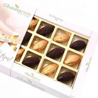 Whole Roasted Almond Sugarfree Chocolates