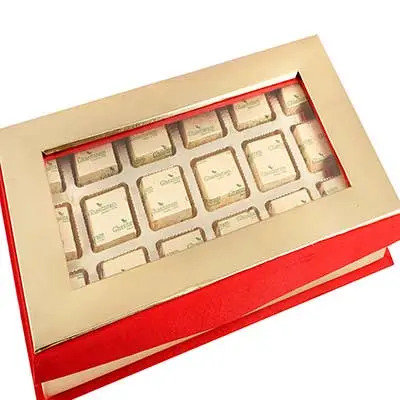 Gold Assorted Chocolate Box