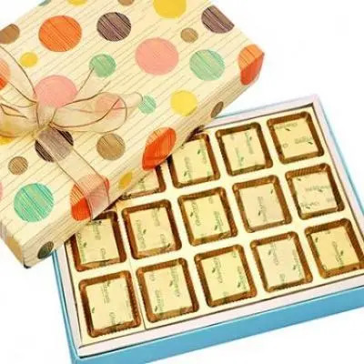 Polka Dots  Sugarfree  Chocolates