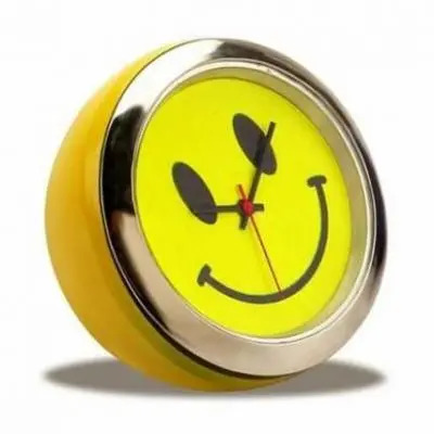 Smiley Clock