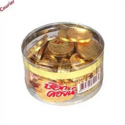 Gold Coin Chocolates