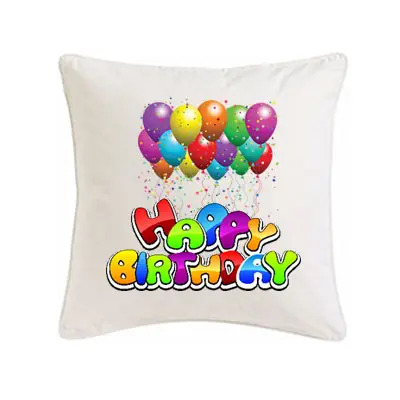 Birthday Cushion