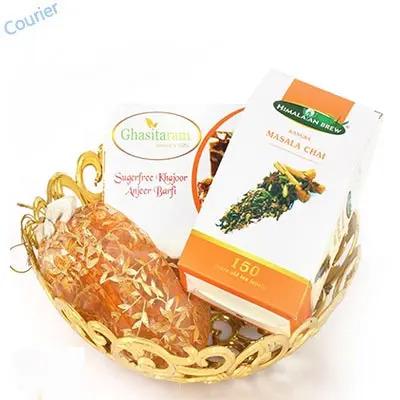 Healthy Hamper Basket