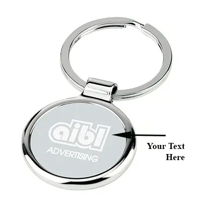 Personalized Metal Keychain